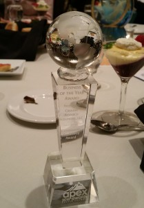 Creative Research Solutions wins Dekalb County Chamber of Commerce APEX Community Workforce Award